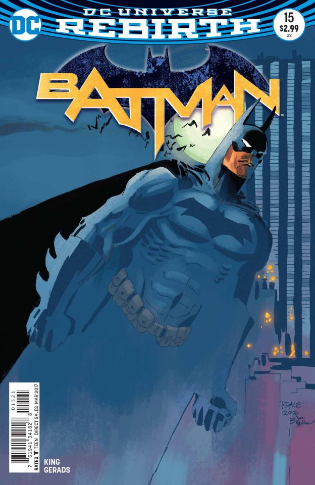 Batman #15 (Variant Cover)
