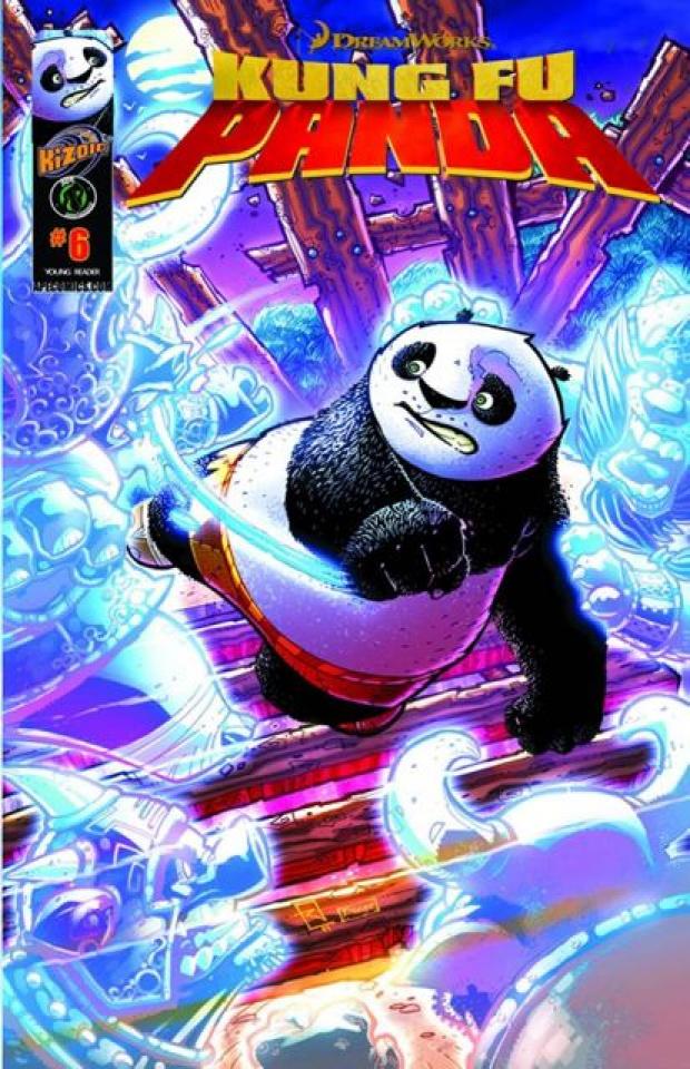 Kung Fu Panda #6