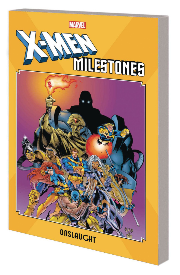 X-Men Milestones: Onslaught