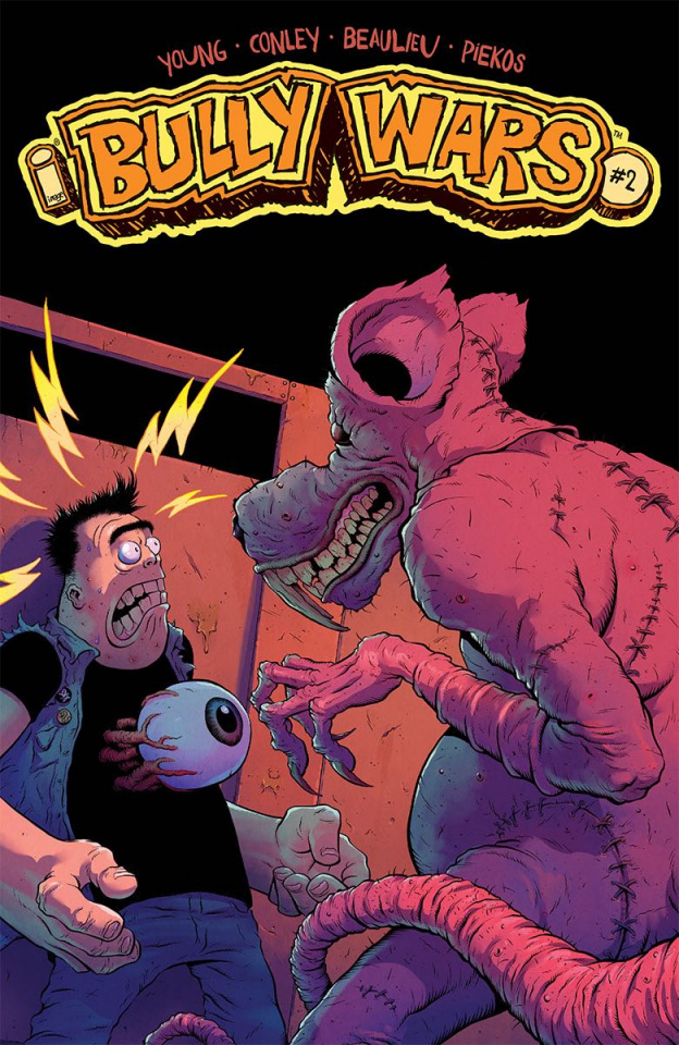 Bully Wars #2 (Allison Cover)