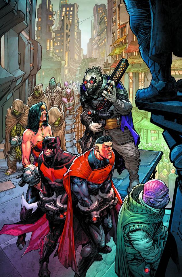 Justice League 3000 #3