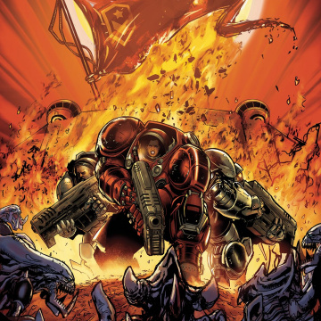 Starcraft: Soldiers #1