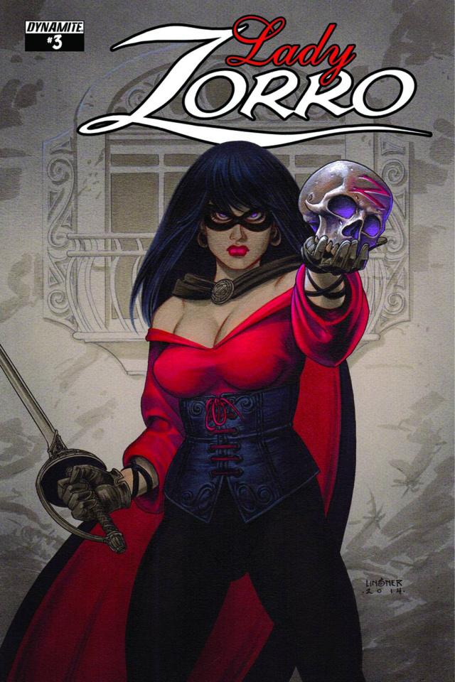 Lady Zorro #3