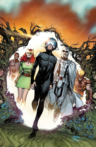 House of X #1
