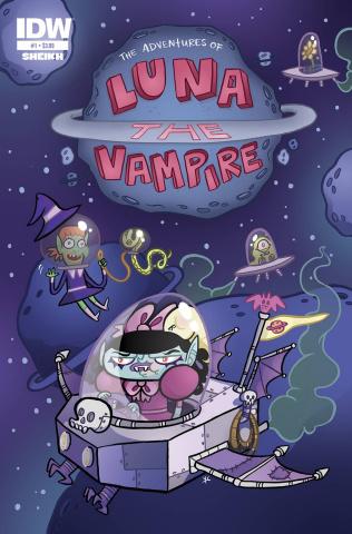 Luna: The Vampire #1