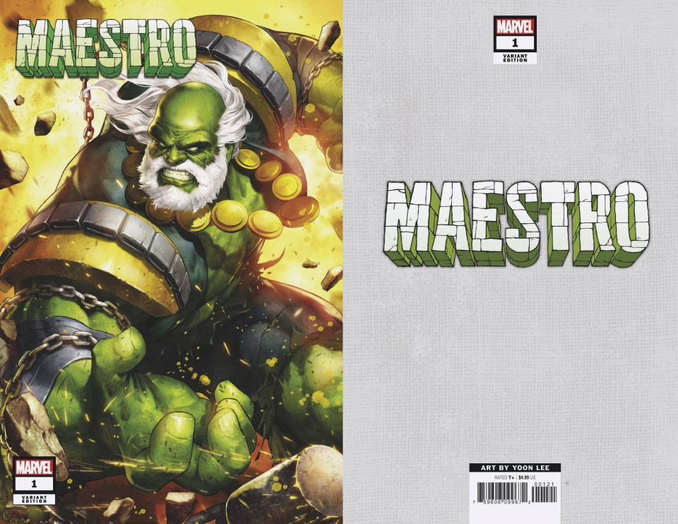 Maestro #1 (Game Cover)
