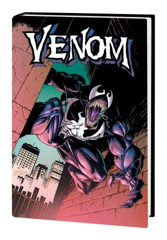 Venomnibus Vol. 1 (Bagley Cover)