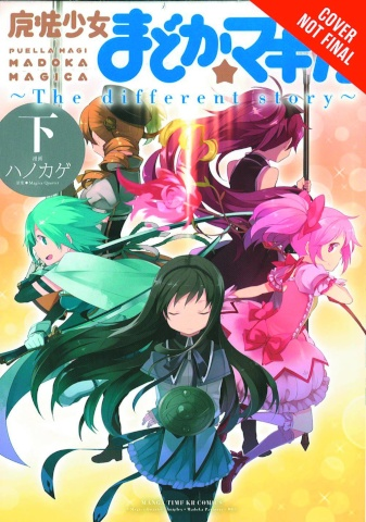 Puella Magi Madoka Magica: The Different Story Vol. 3