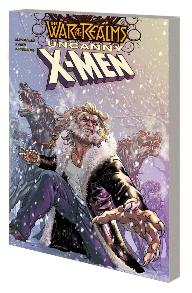 Uncanny X-Men: The War of the Realms