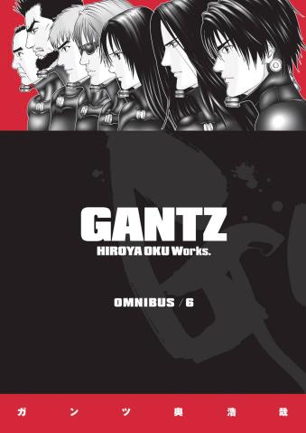 Gantz Vol. 6 (Omnibus)