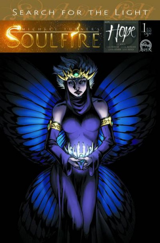 Soulfire: Hope #1 (Ryan Cover)