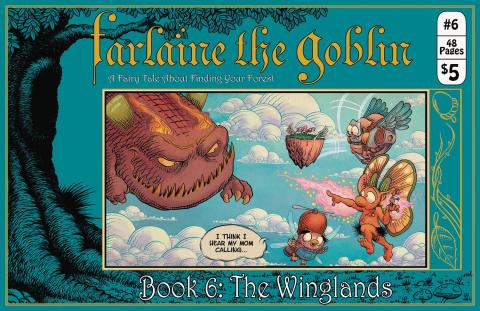 Farlaine the Goblin #6