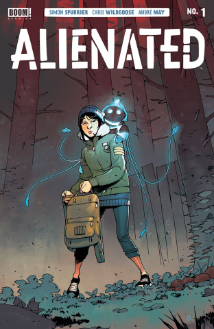 Alienated #1 (Bengal Cover)