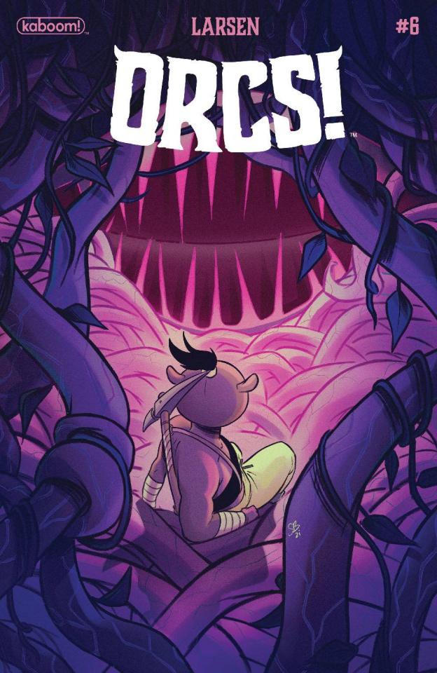 ORCS! #6 (Boo Cover)
