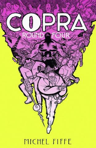 Copra: Round Four
