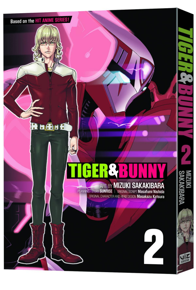 Tiger & Bunny Vol. 2