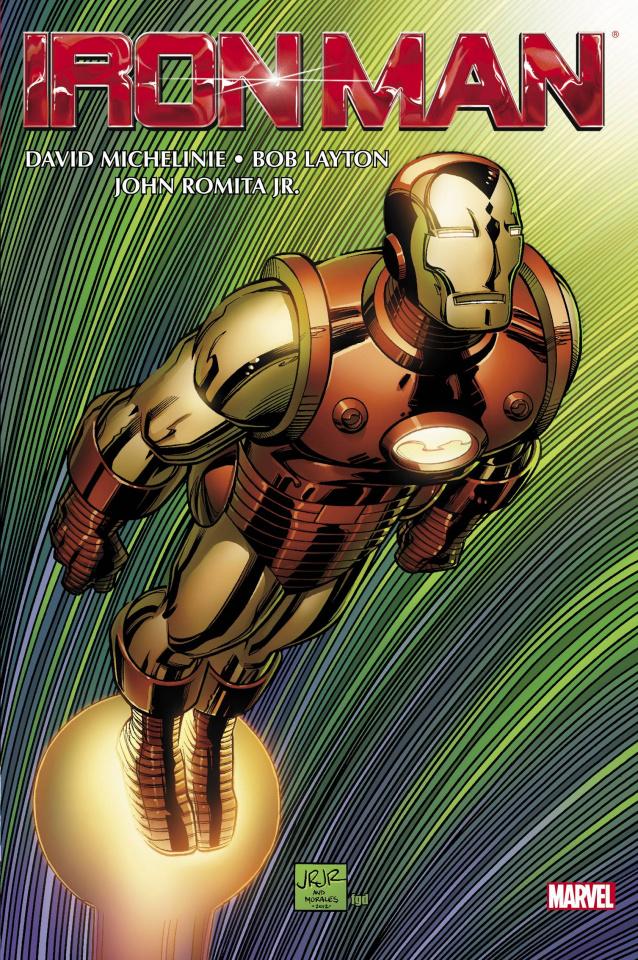 Iron Man Omnibus Vol. 1