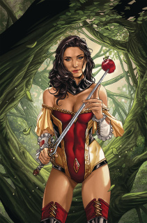Grimm Fairy Tales #12 (Ruiz Cover)