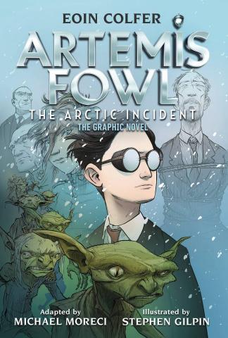Artemis Fowl Vol. 2: The Arctic Incident