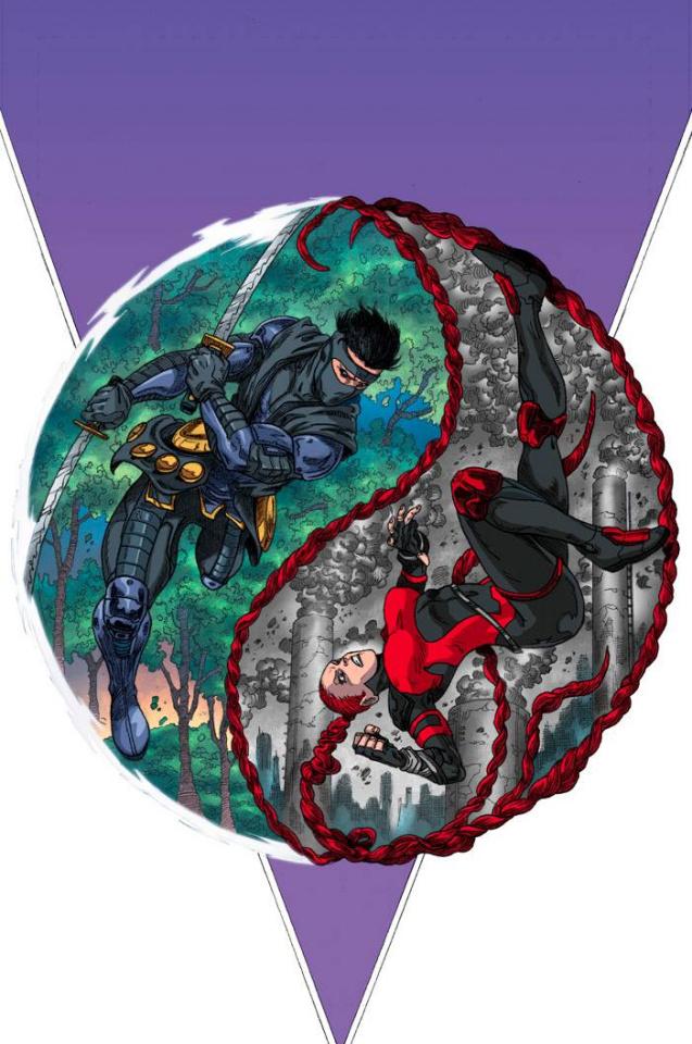 Ninjak #14 (10 Copy Guinaldo Cover)