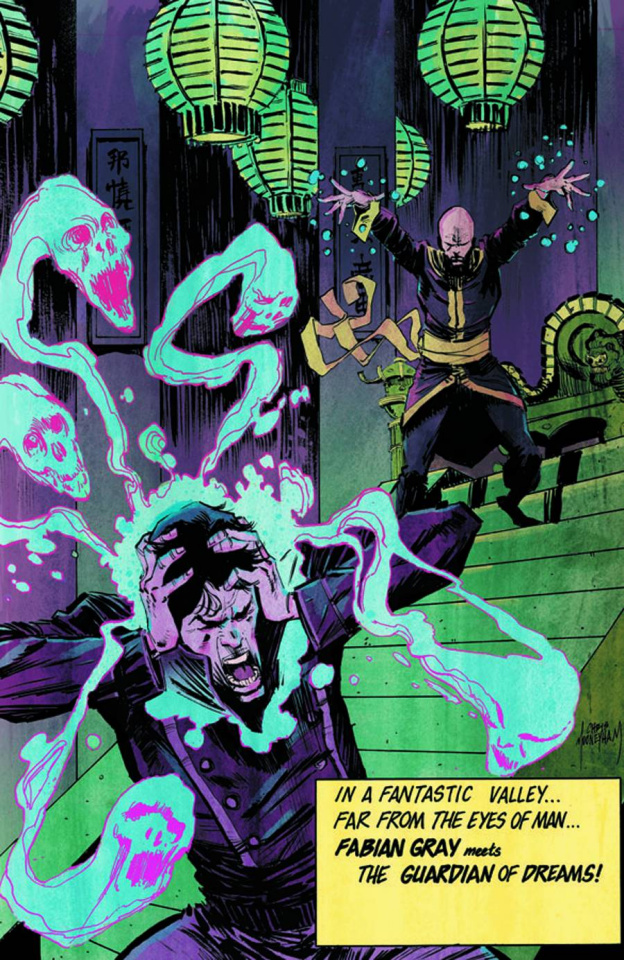 Five Ghosts: The Haunting of Fabian Gray #3