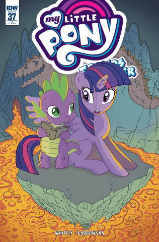 My Little Pony: Friends Forever #37 (10 Copy Cover)