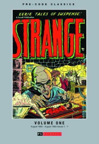 Pre-Code Classics: Strange Fantasy Vol. 1