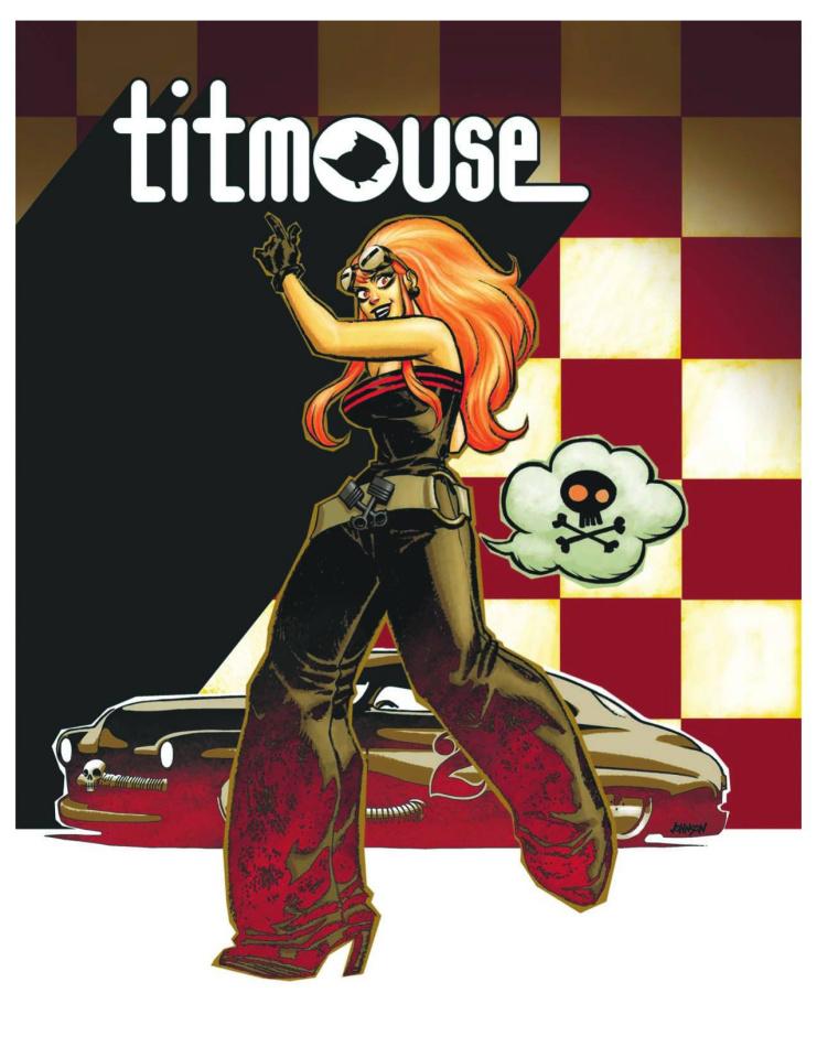 Titmouse Vol. 1