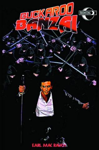 Buckaroo Banzai #2 (Res)