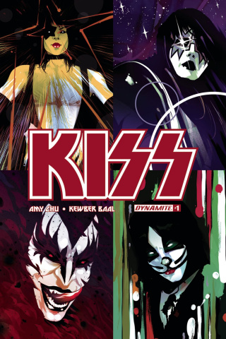 KISS #1 (Montes Cover)