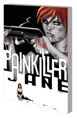 Painkiller Jane: The Price of Freedom