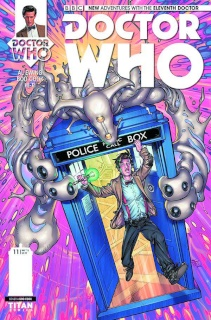 Doctor Who: New Adventures with the Eleventh Doctor #11 (Cook Cover)