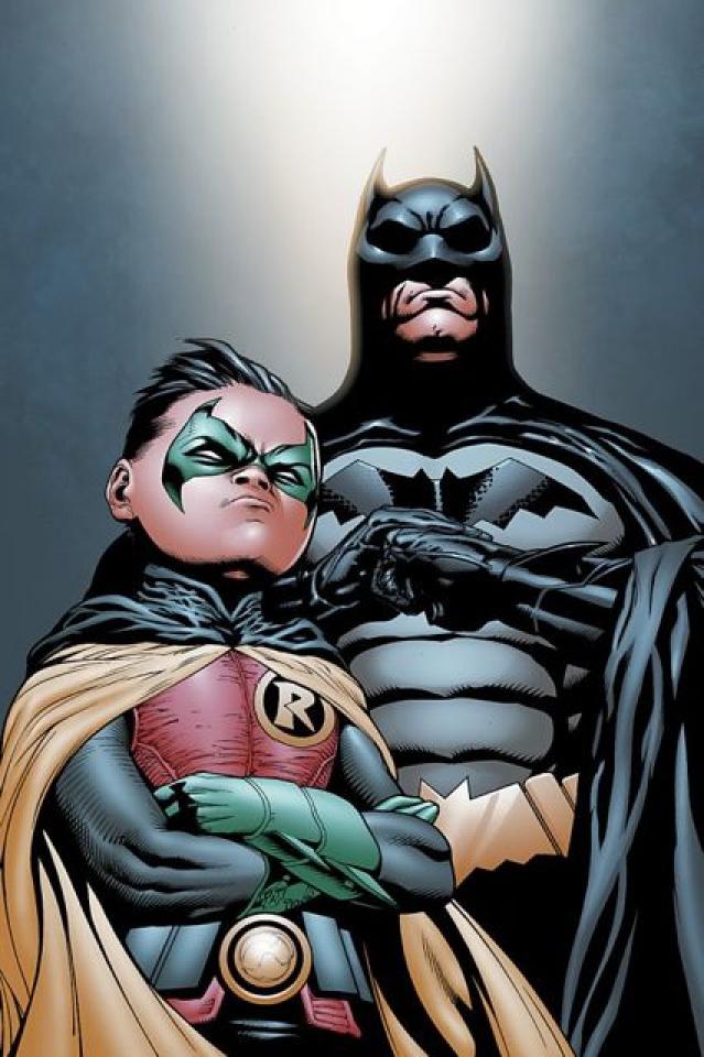 Batman and Robin #20