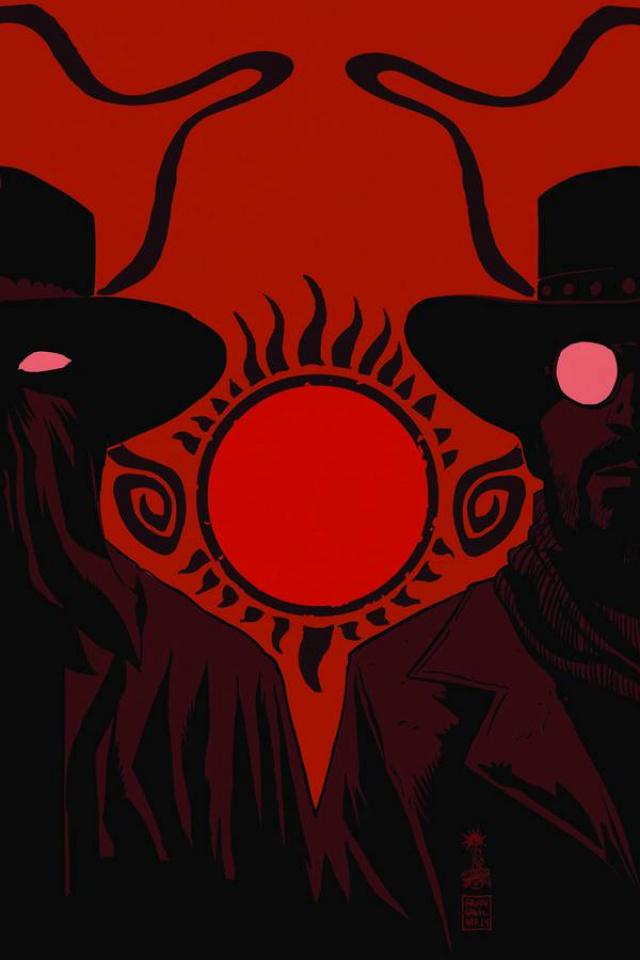 Django / Zorro #6 (10 Copy Francavilla Virgin Cover)