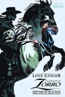 The Death of Zorro #4