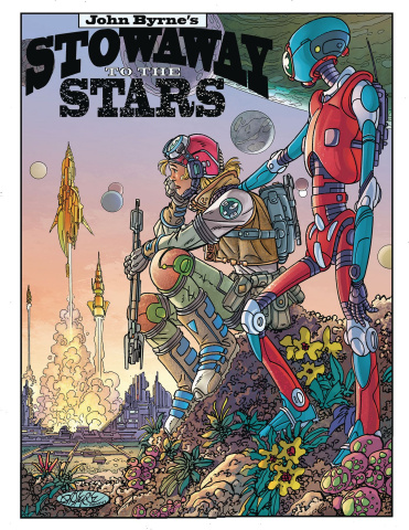 Stowaway to the Stars #1: Special Edition