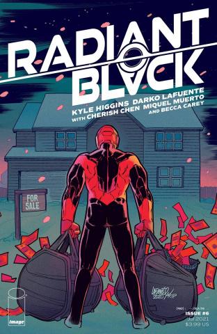 Radiant Black #6 (Lafuente & Cunnifee Cover)