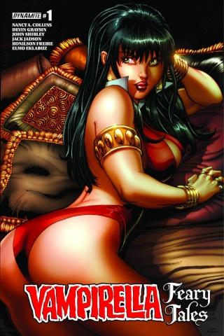 Vampirella: Feary Tales #1 (Adams Cover)