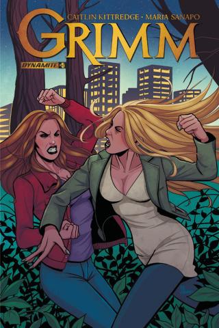 Grimm #5 (Sanapo Cover)