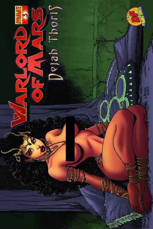 Warlord of Mars: Dejah Thoris #3 (Adams Cover)