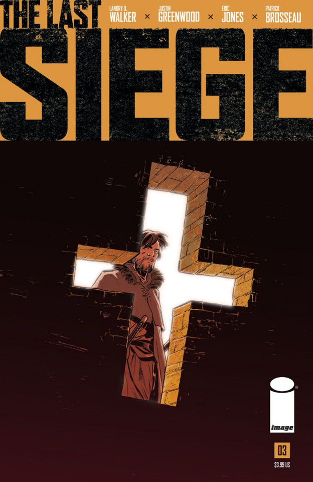 The Last Siege #3 (Greenwood Cover)
