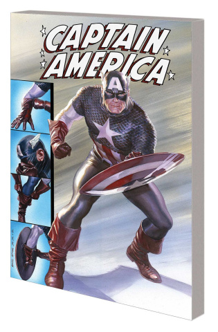 Captain America: Evolutions of the Living Legend