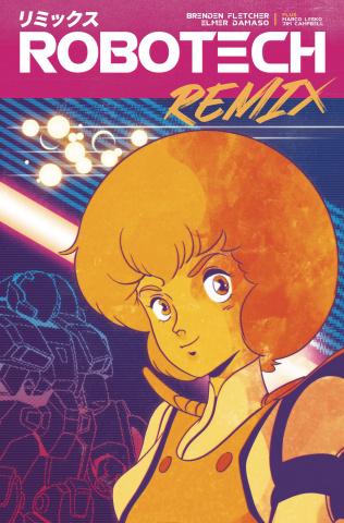 Robotech: Remix #3 (Renzi Cover)