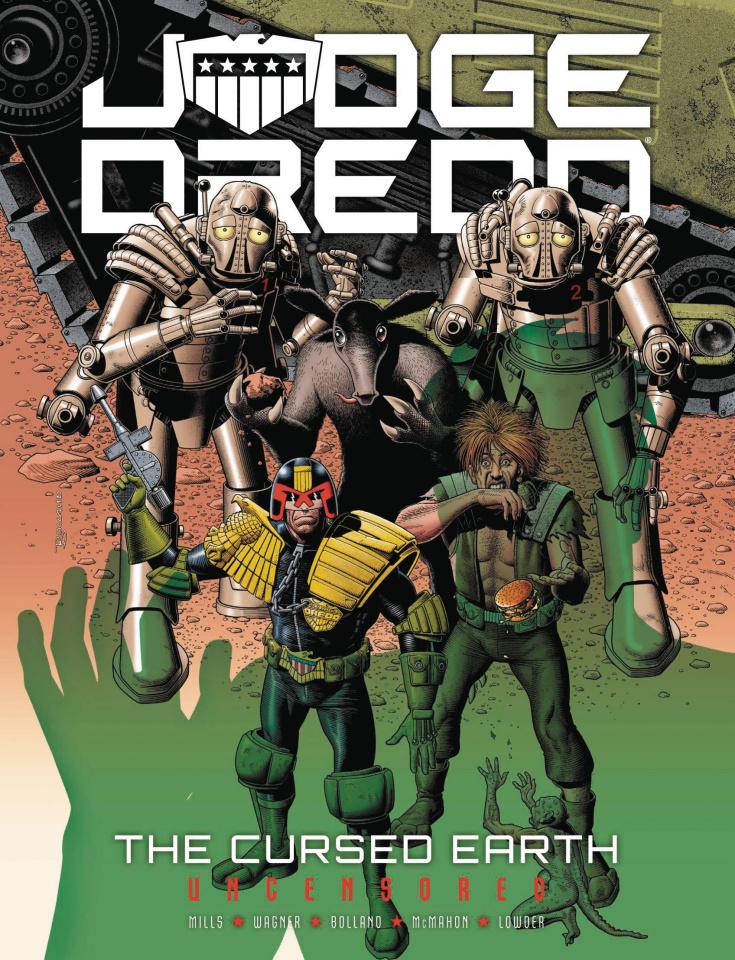 Judge Dredd: The Cursed Earth (Uncensored)
