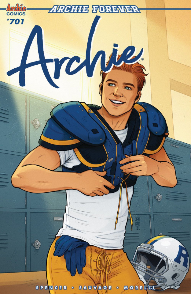 Archie #701 (Bartel Cover)