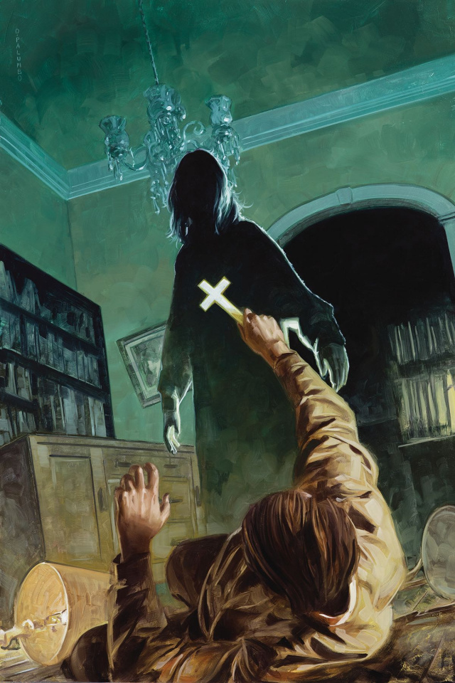Joe Golem, Occult Detective: Flesh & Blood #2