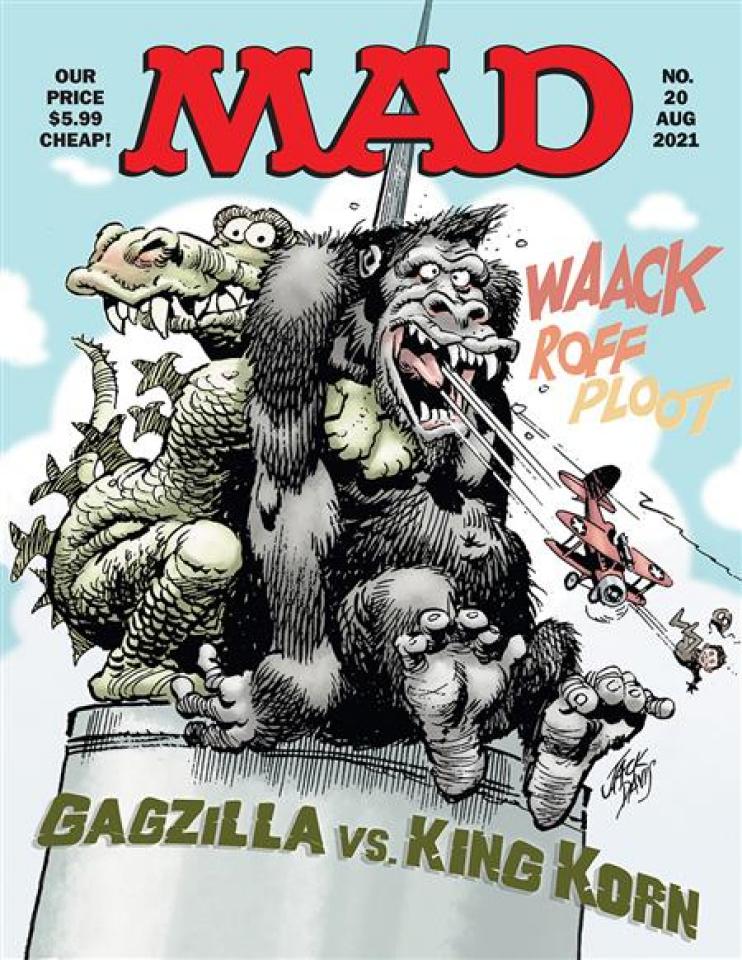 MAD Magazine #20