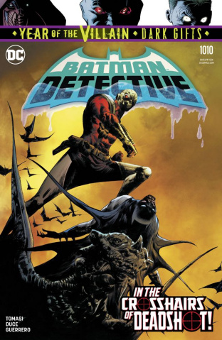 Detective Comics #1010 (Dark Gifts Cover)