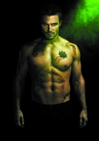 Arrow, Season 2.5 #1
