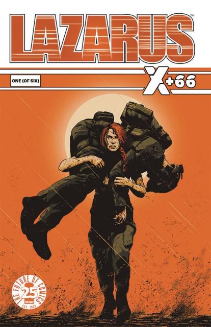 Lazarus: X+66 #1